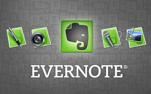 Evernote 4 eva