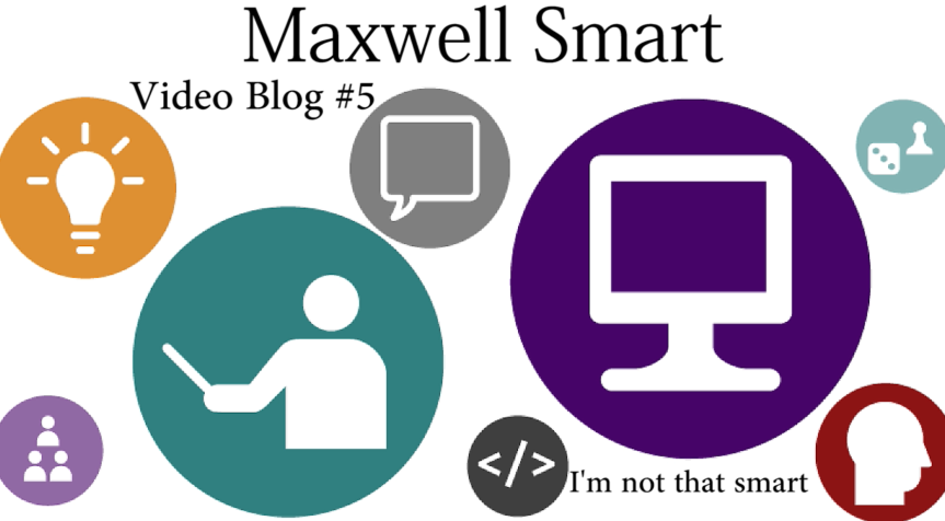 Maxwell Smart Vlog #5: The Contiguity Principle